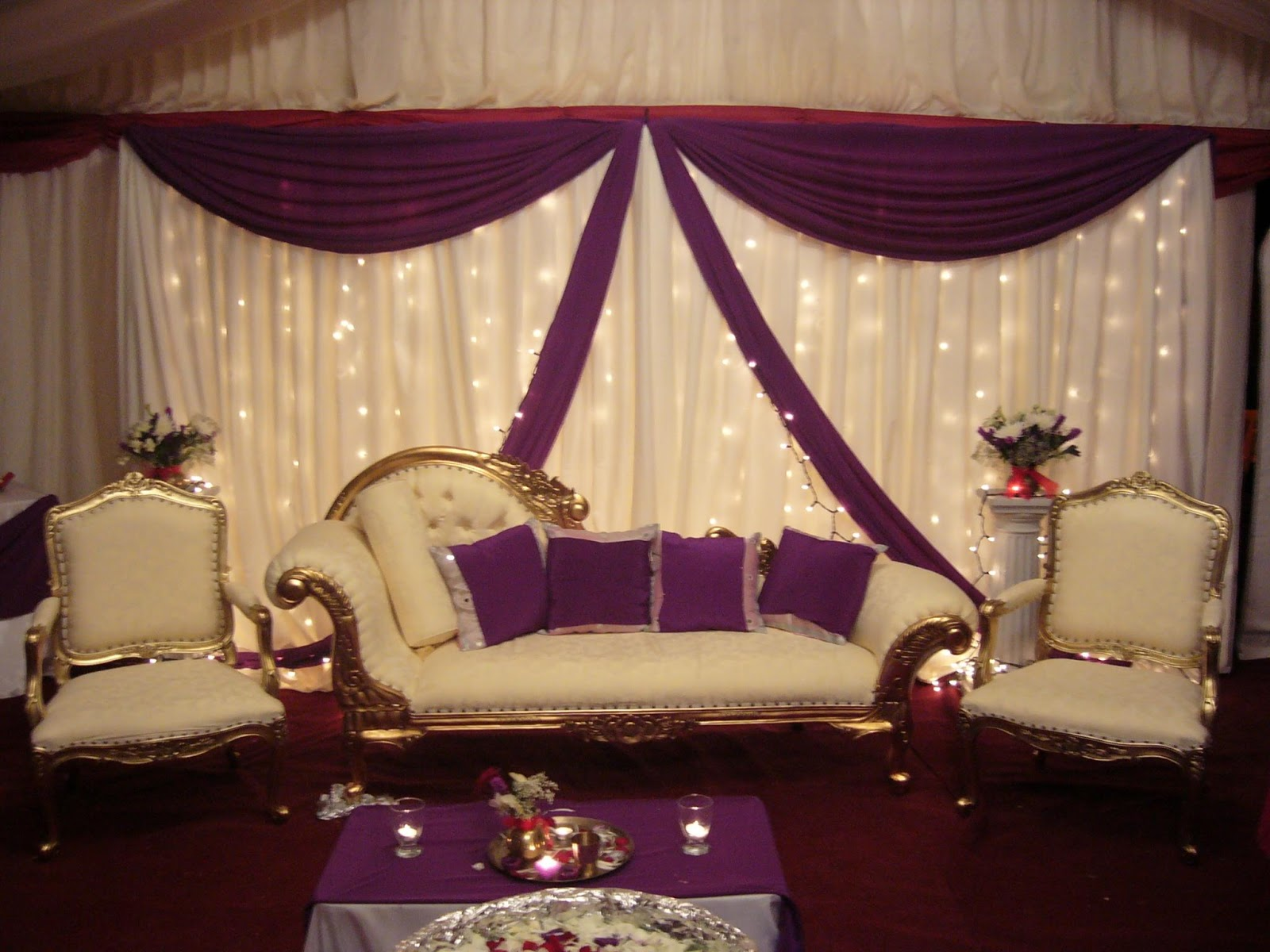 Luxury wedding stage decoration in karachi wedding pakistani wedding stage decorations uncategorized archives karachi halls junglespirit Images